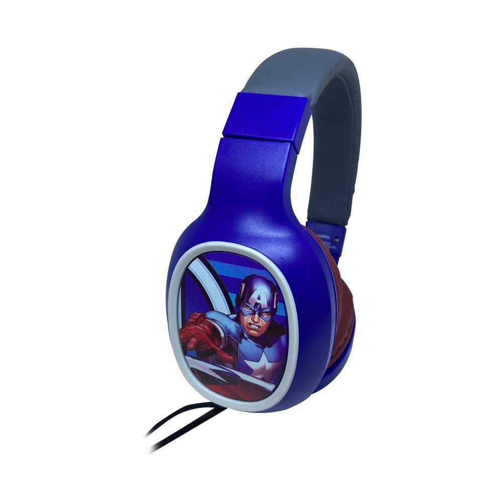 Audífonos Disney Capitán América image number 2.0