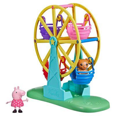 Figura De Acción Rueda De La Fortuna Peppa Pig
