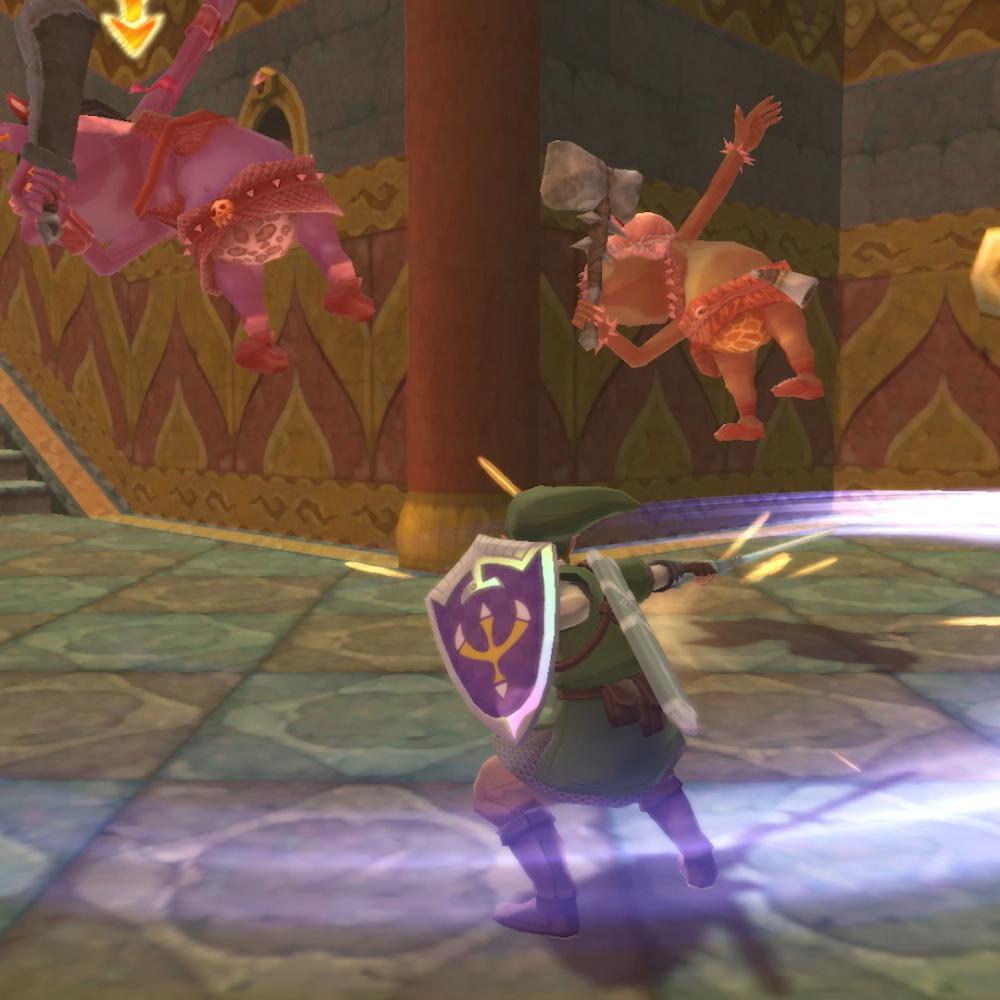 Juego Nintendo Switch Nintendo The Legend Of Zelda Skyward Sword Hd image number 5.0
