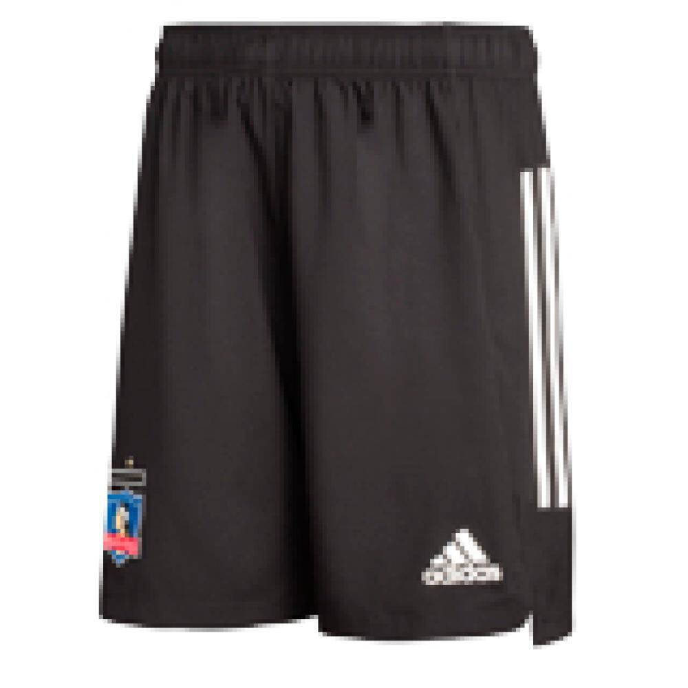 Short Deportivo Hombre Adidas Colo Colo Local image number 5.0