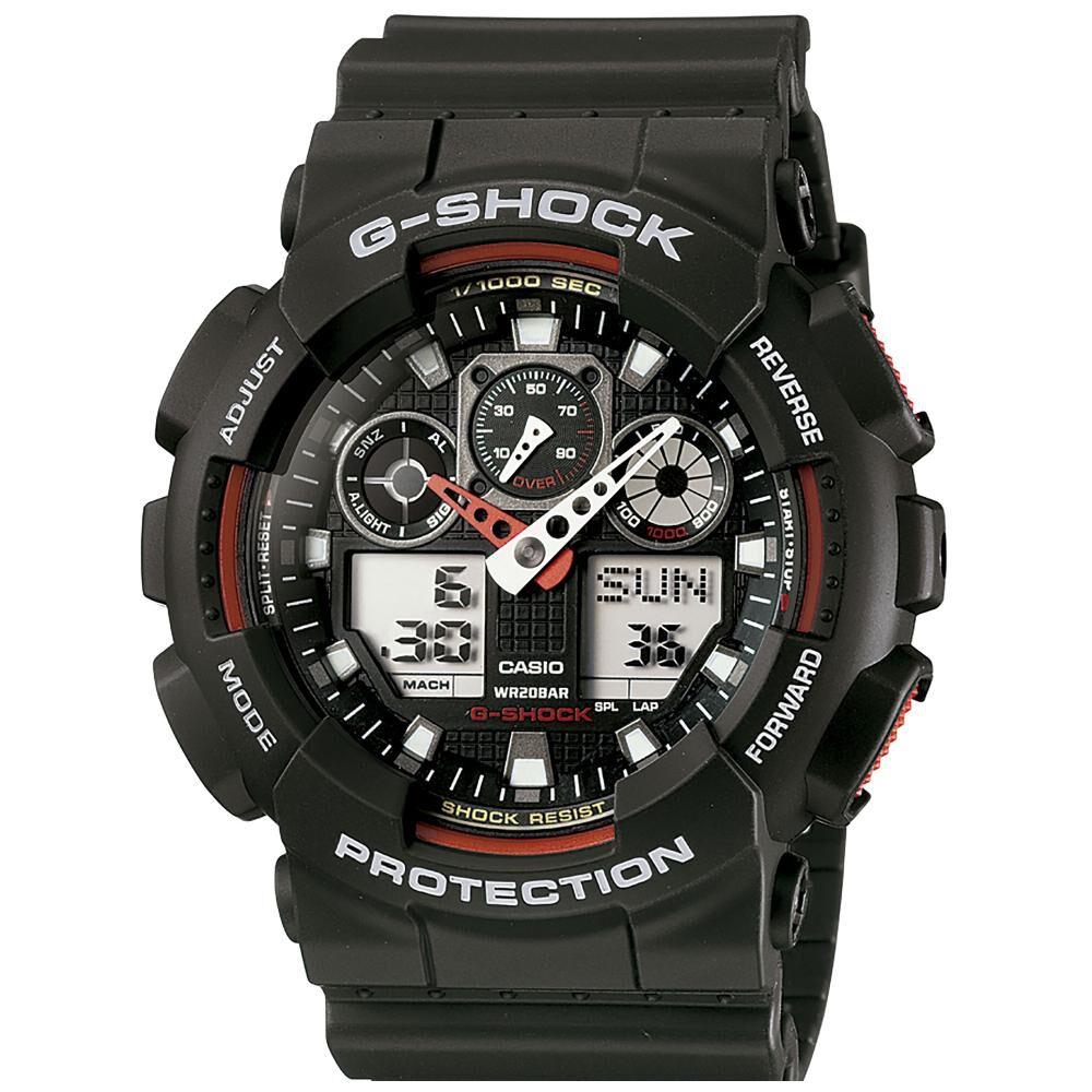Reloj Deportivo Hombre Casio G Shock Ga-100-1a4dr image number 0.0