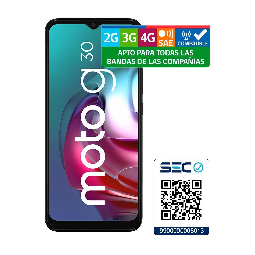 Smartphone Motorola G30 / 128 Gb / Liberado image number 9.0