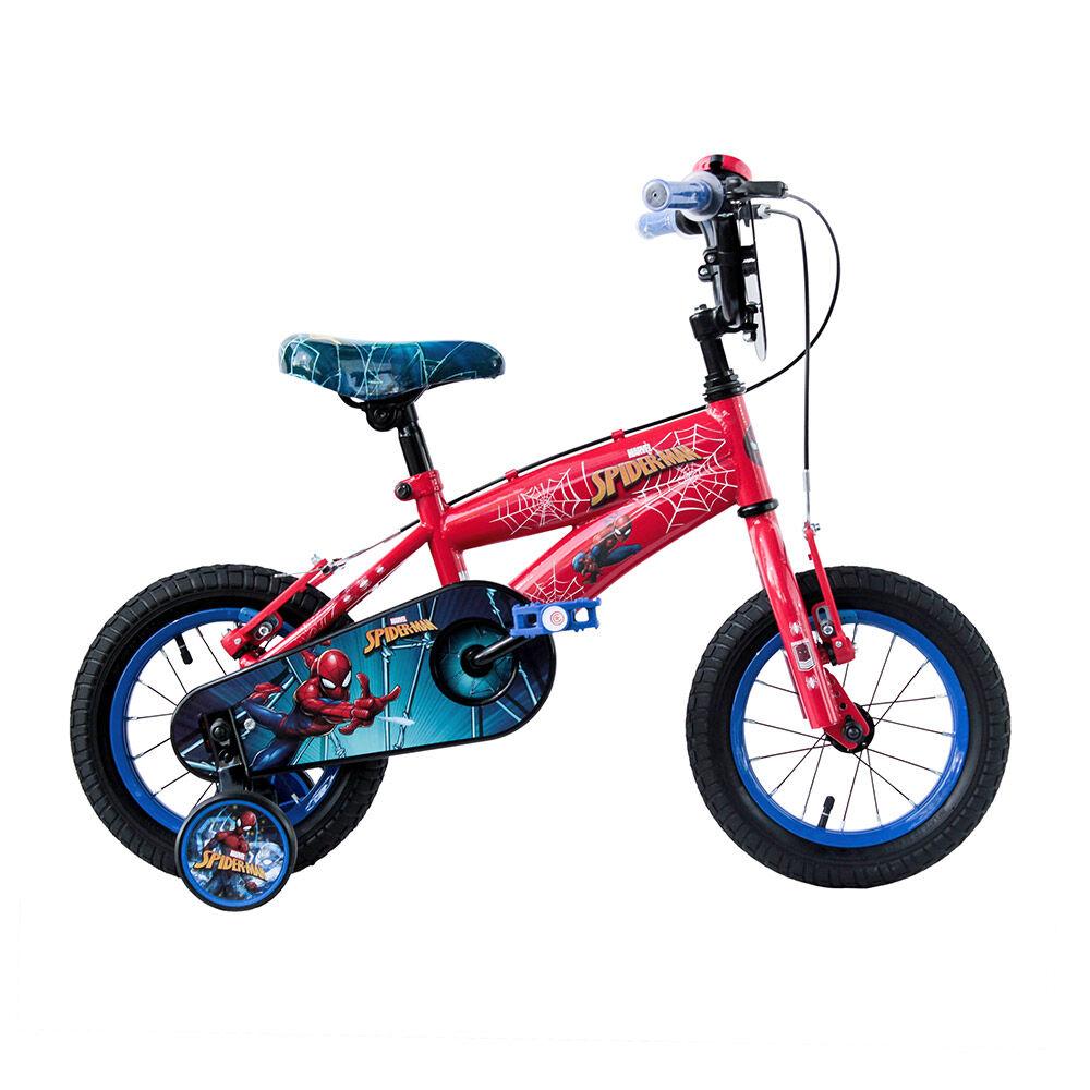 Bicicleta Infantil Lahsen  Spiderman Bh801 Aro 12 image number 0.0
