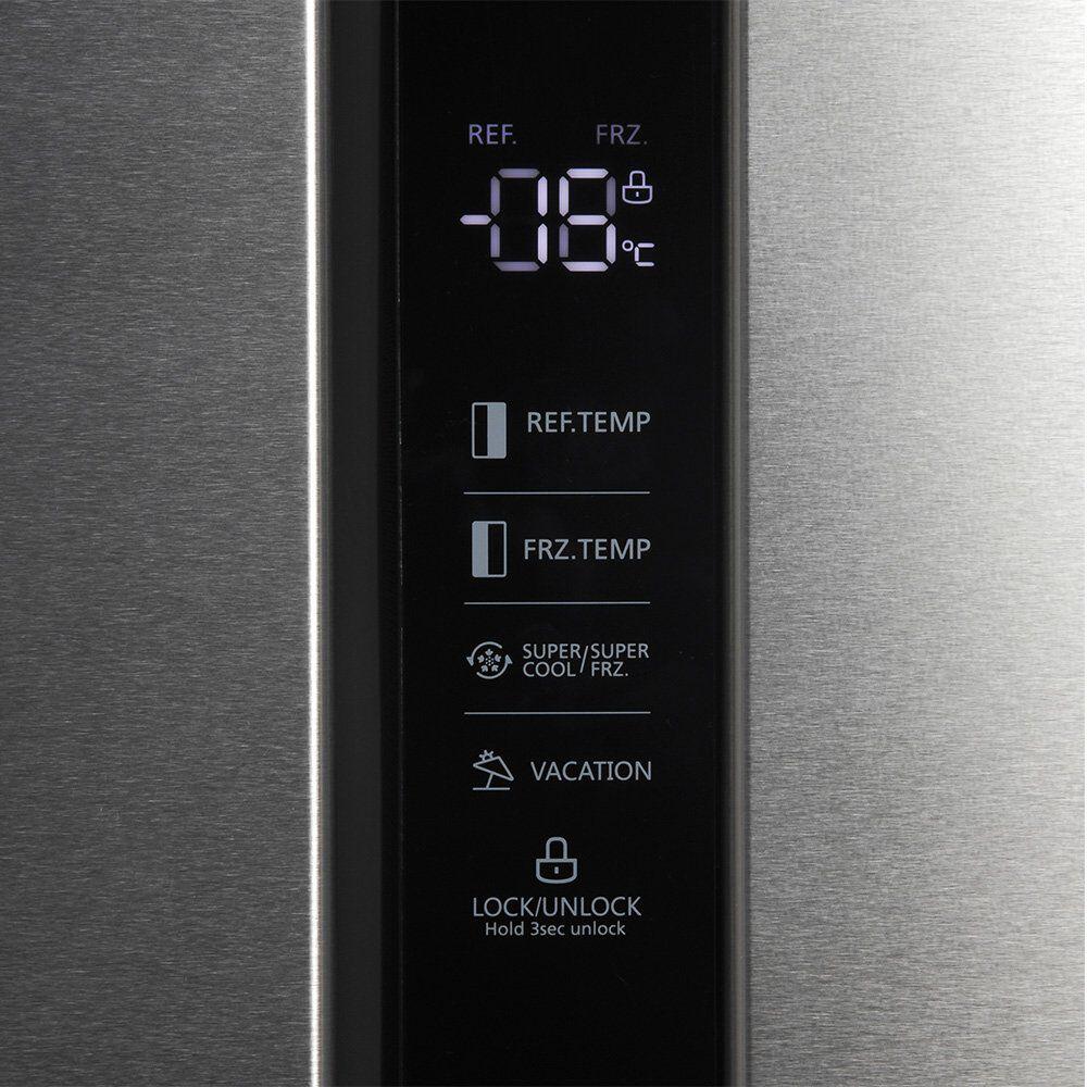Refrigerador Midea Side By Side Mrsbs-5300G689We / No Frost / 527 Litros image number 3.0