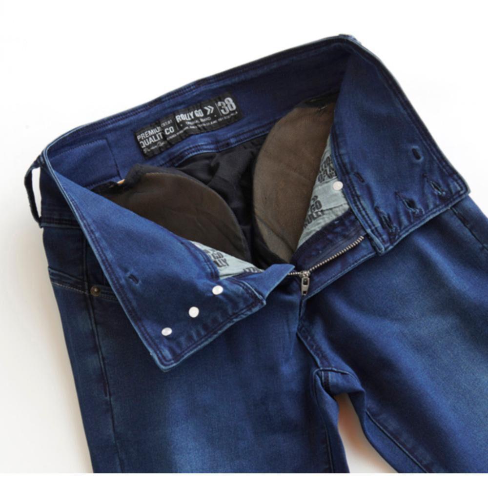 Jeans Mujer Tiro Alto Almohadilla Rolly Go image number 6.0
