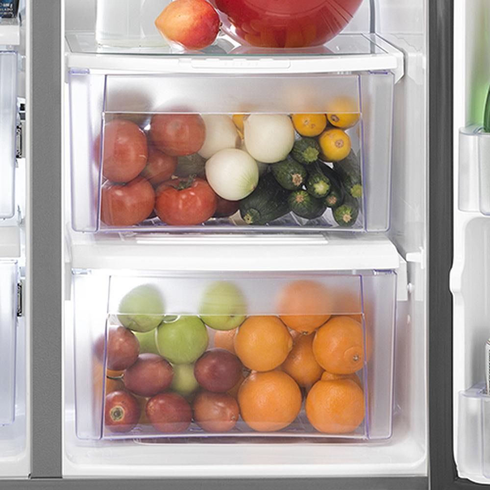 Refrigerador Side By Side GE GRC22LFKFSS / No Frost / 549 Litros image number 7.0