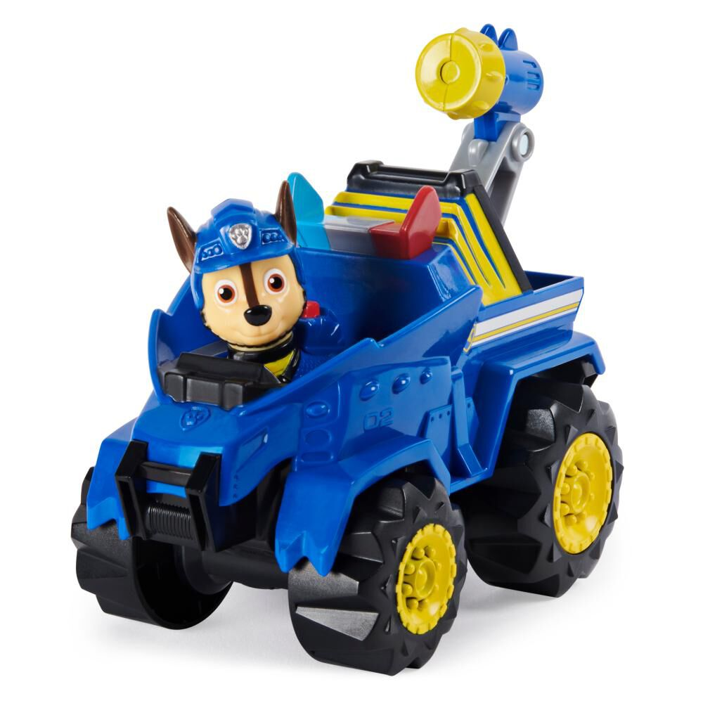 Figura Paw Patrol Chase Vehículo image number 1.0