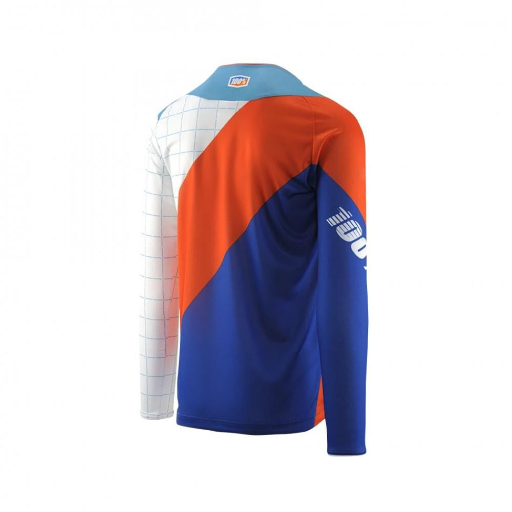 Tricota Ml 100% R-core Dh (sp 18) Jersey Md Blanco image number 1.0