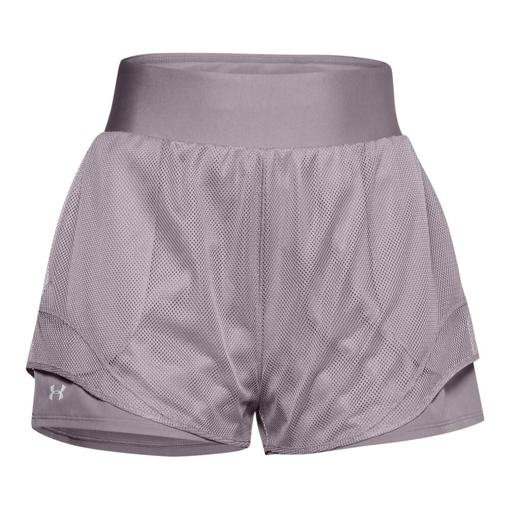Short Deportivo Mujer Under Armour image number 0.0