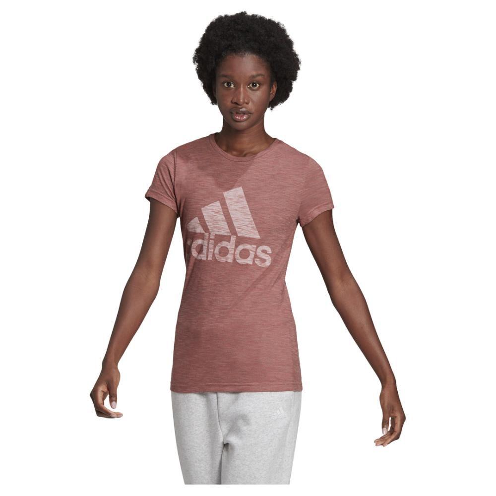 Polera Mujer Adidas Must Haves Winners image number 0.0
