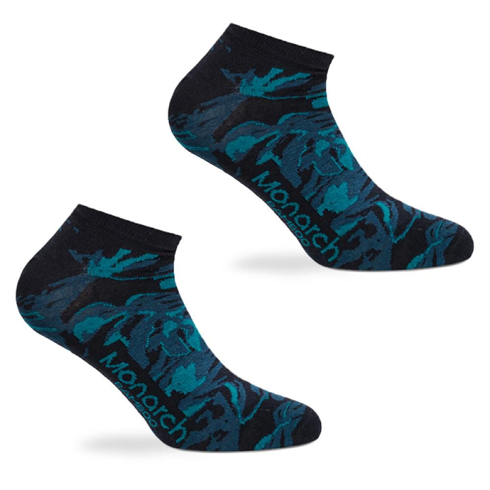 Calcetines Hombre Monarch / 3 Pack image number 0.0