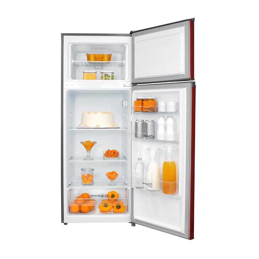 Refrigerador Midea MRFS-2100R273FN / Frío Directo / 207 Litros image number 4.0