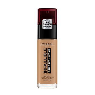 Base Maquillaje L'Oreal Base Infaillible 24H  / Ambre Rose