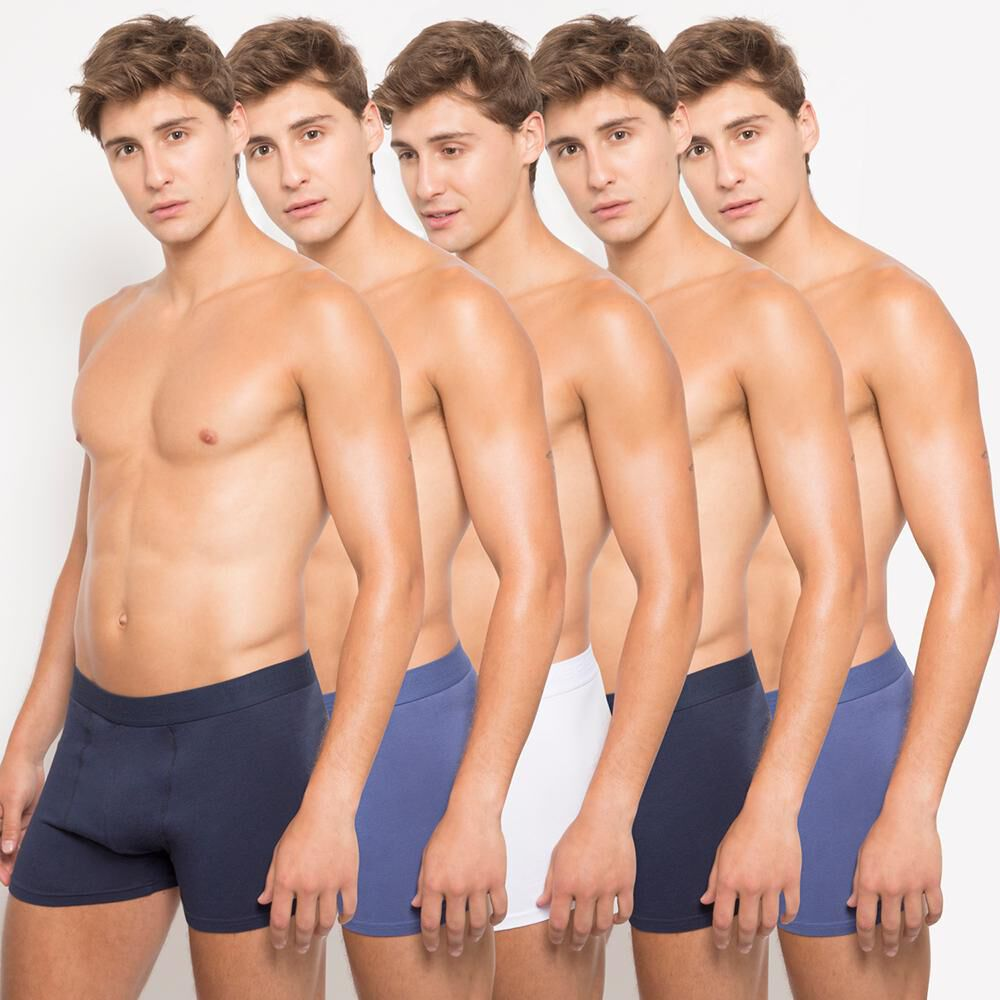 Pack Boxer Hombre Palmers / 5 Unidades image number 0.0