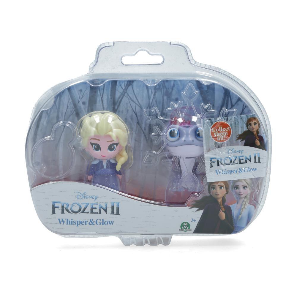 Muñeca Frozen Whisper & Glow image number 0.0