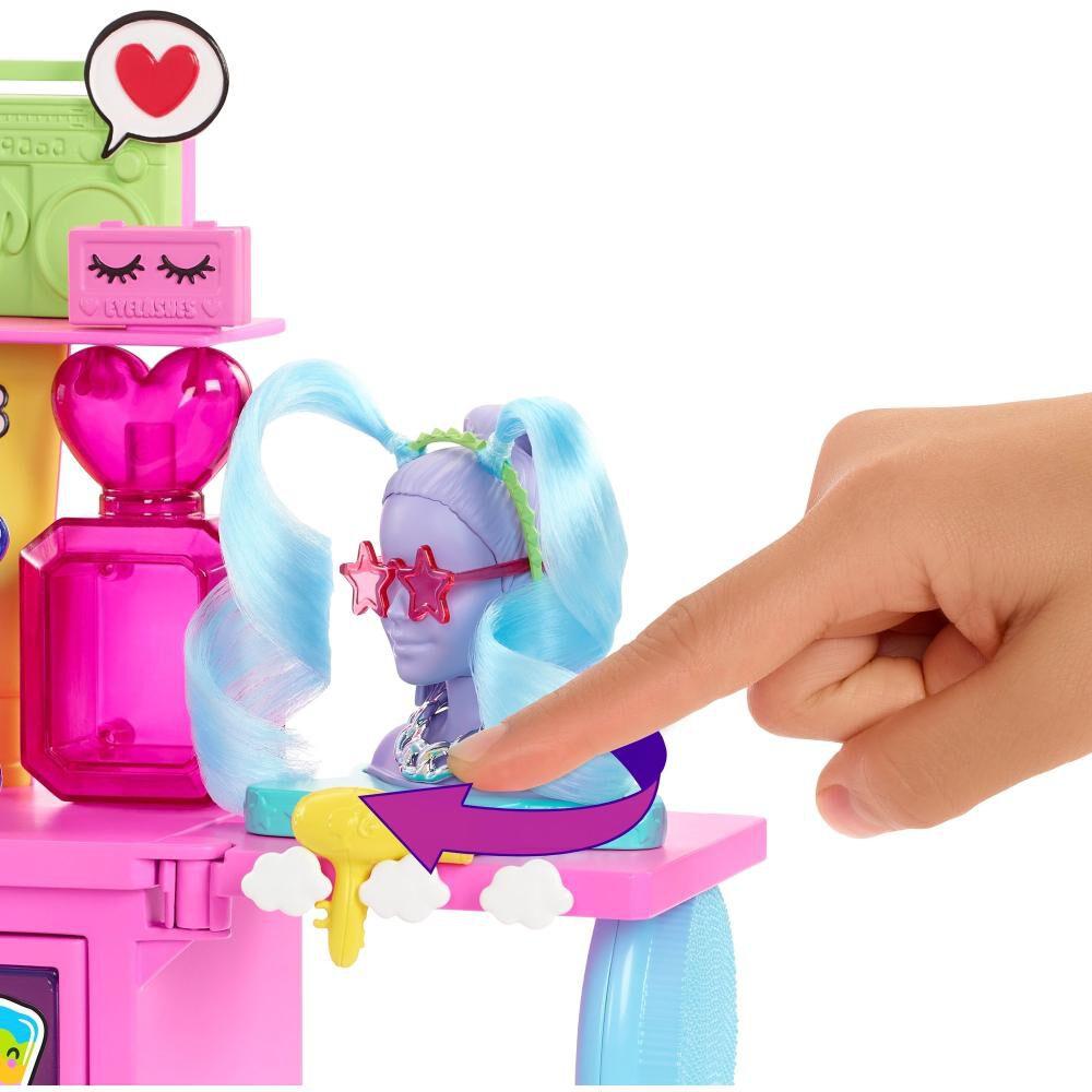 Muñeca Barbie Tocador Fashion image number 2.0