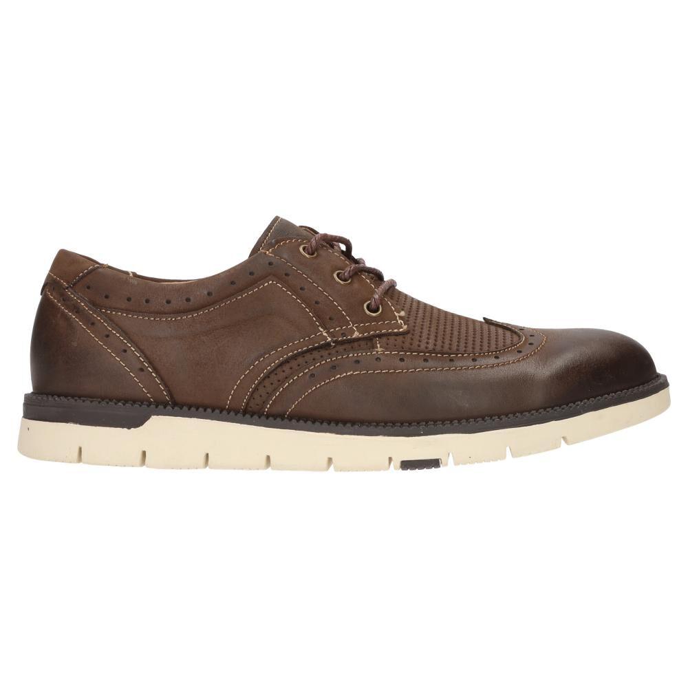 Zapato De Vestir Hombre Exs image number 1.0