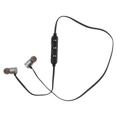 Audífonos Bluetooth Fiddler Magnético Silver
