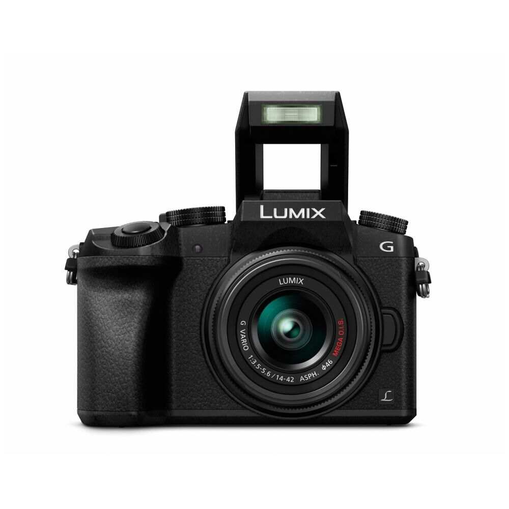 Cámara Fotográfica Panasonic Lumix Mr Dmc-G7Wpp-K image number 3.0