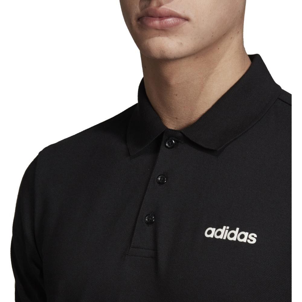Polera Adidas Pique Polo Shirt 3s image number 6.0