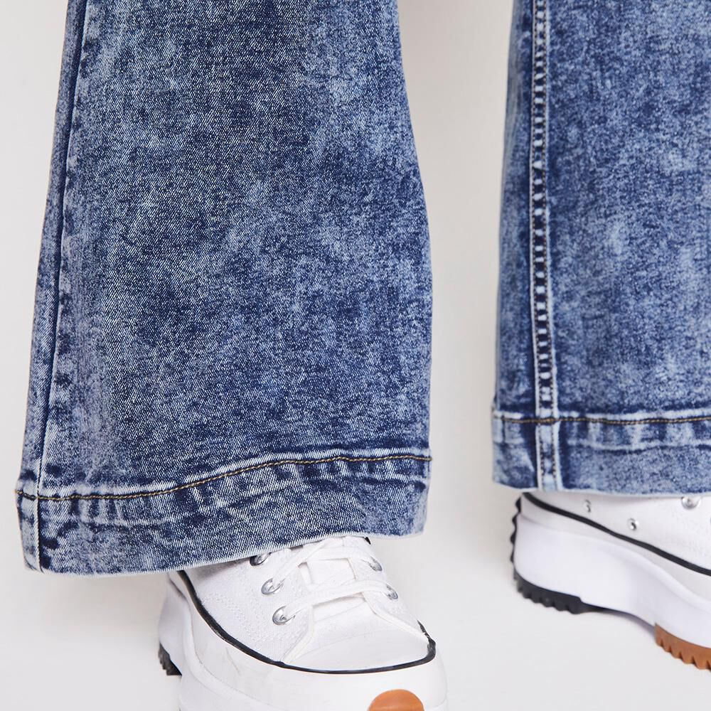 Jeans Mujer Tiro Alto Flare Freedom image number 5.0