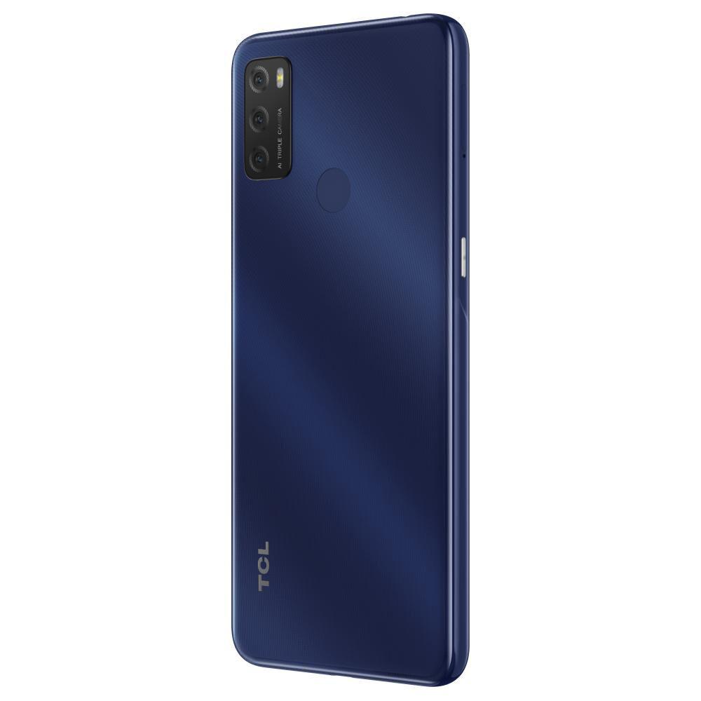 Smartphone Tcl 20e Azul / 128 Gb / Liberado image number 3.0