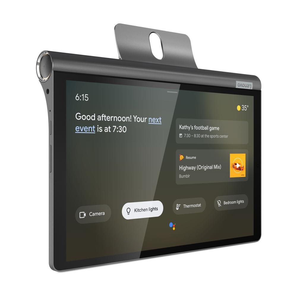 Tablet Lenovo Yoga Smart Tab / Grafito / 64 GB / Wifi / Bluetooth / 10'' image number 7.0
