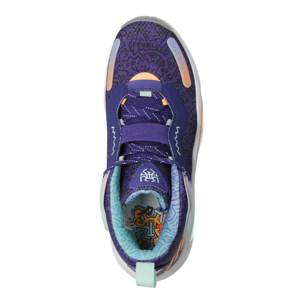 Zapatilla Basketball Unisex Adidas D.o.n. Issue 3 image number 3.0