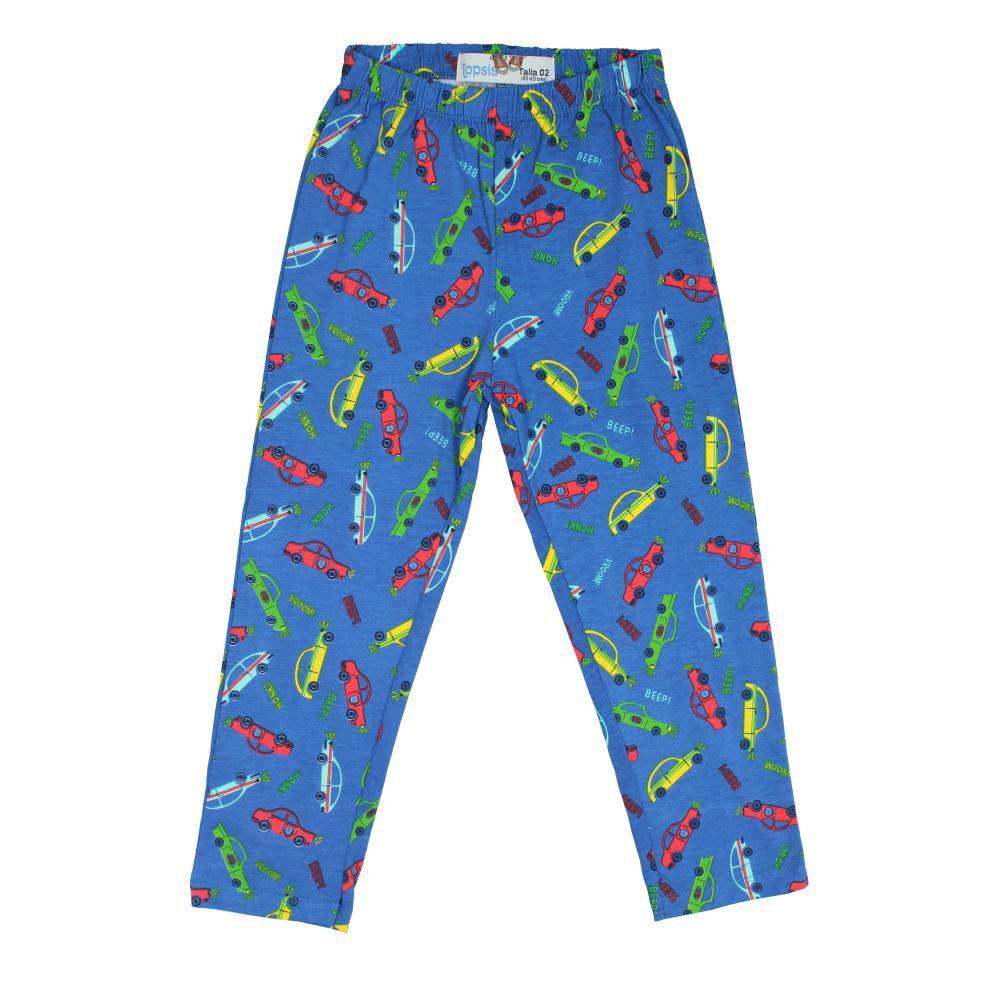Pijama  Niño Topsis image number 1.0