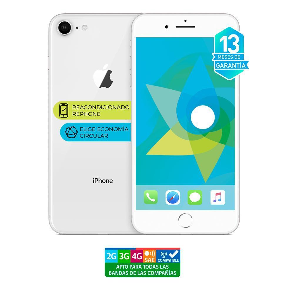 Smartphone Apple Iphone 8 Plata Reacondicionado / 64 Gb / Liberado image number 0.0