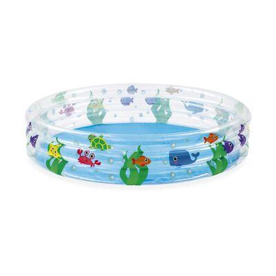 Piscina Bestway Para Niños 3 Anillos Deep Dive
