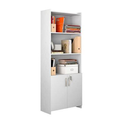 Librero Home Mobili Idea / 2 Puertas
