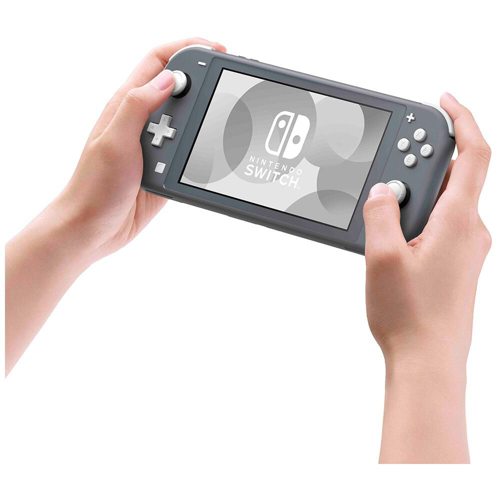 Consola Nintendo Switch  Lite Gris image number 4.0