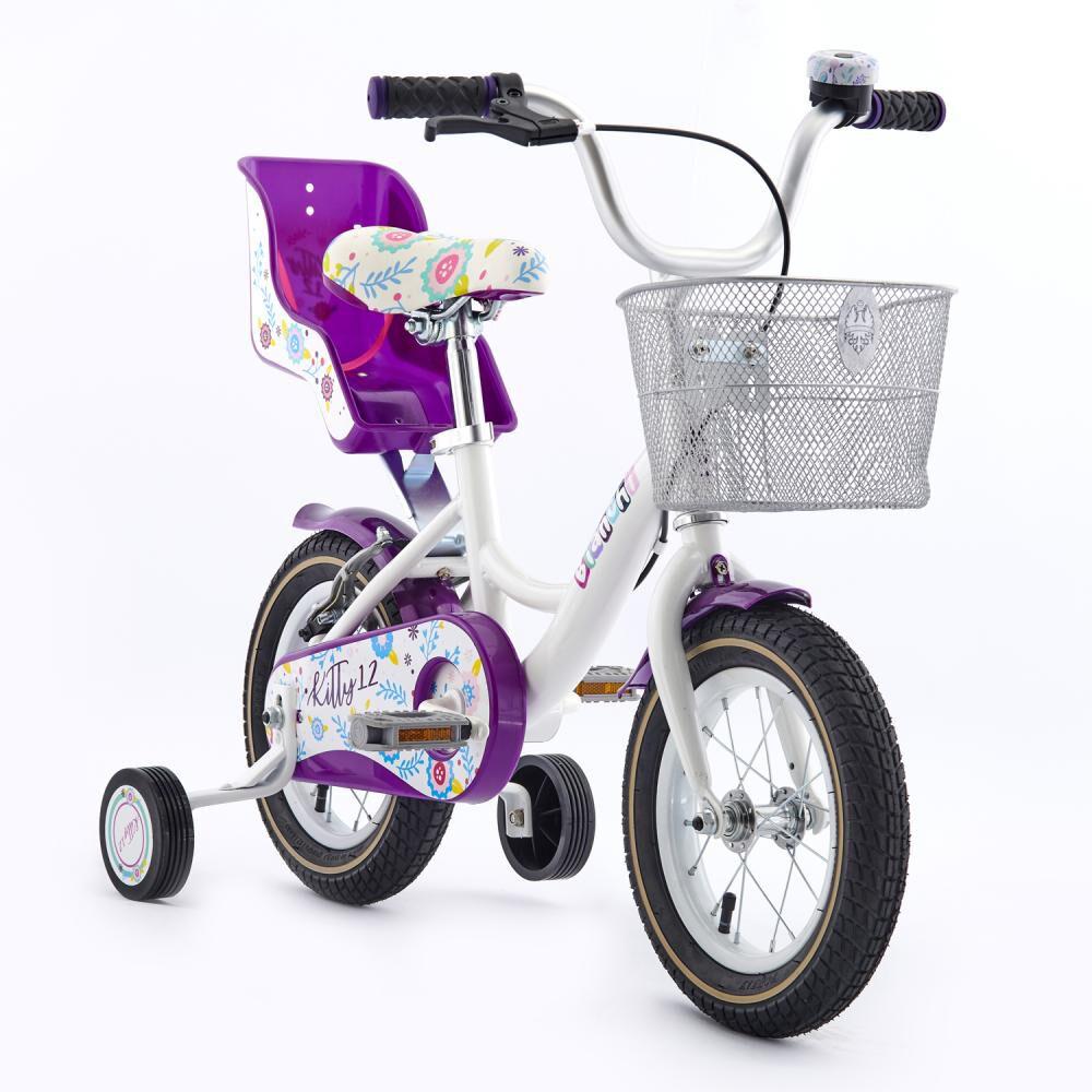 Bicicleta Infantil Bianchi Kitty / Aro 12 image number 3.0