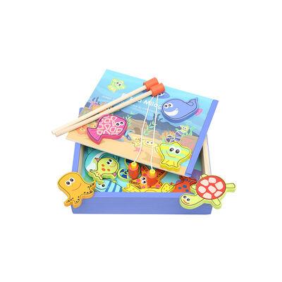 Juguete De Madera Pesca Milagrosa Baby Way Bw-Jm02