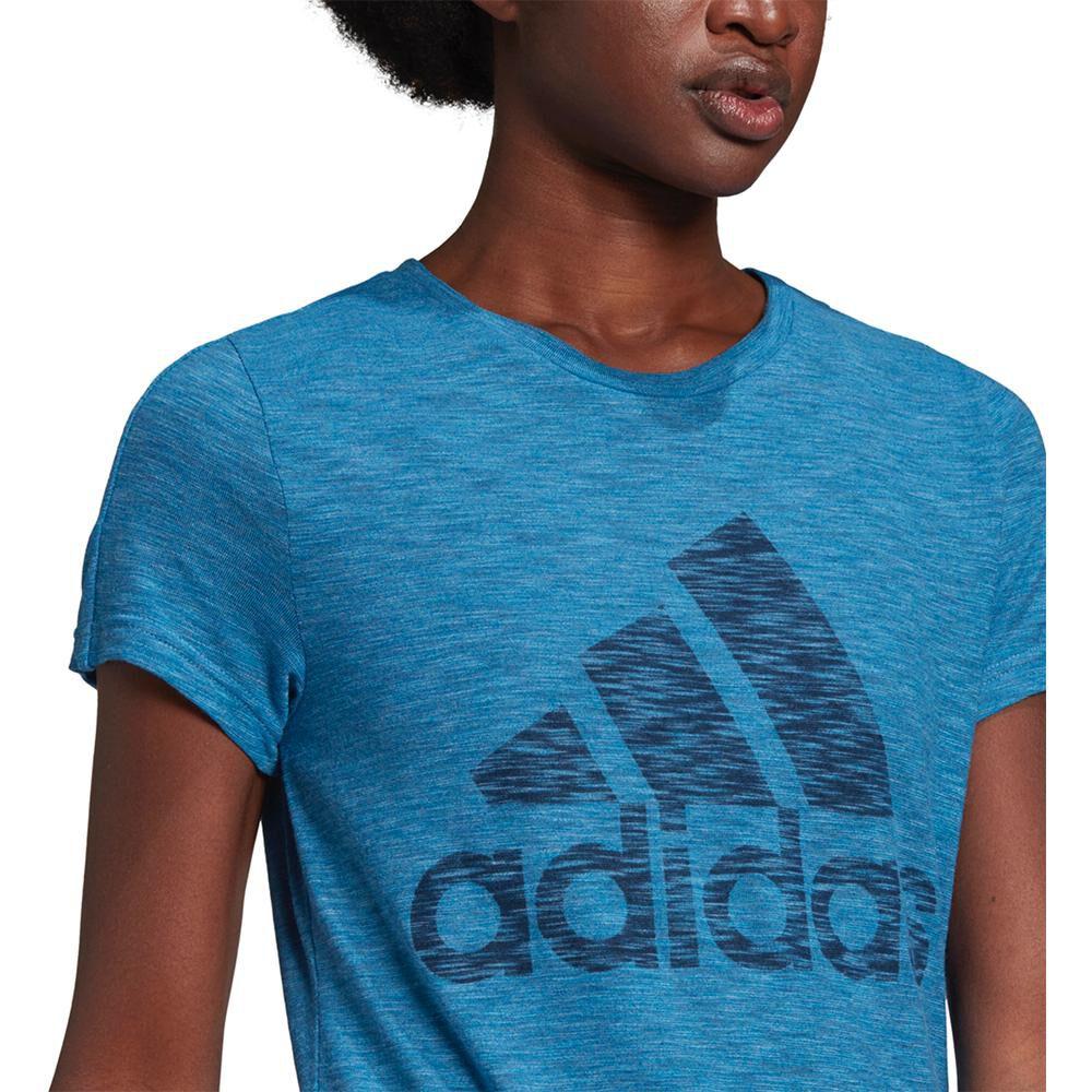 Polera Mujer Adidas W Winners Short-sleeve Crew Tee image number 4.0
