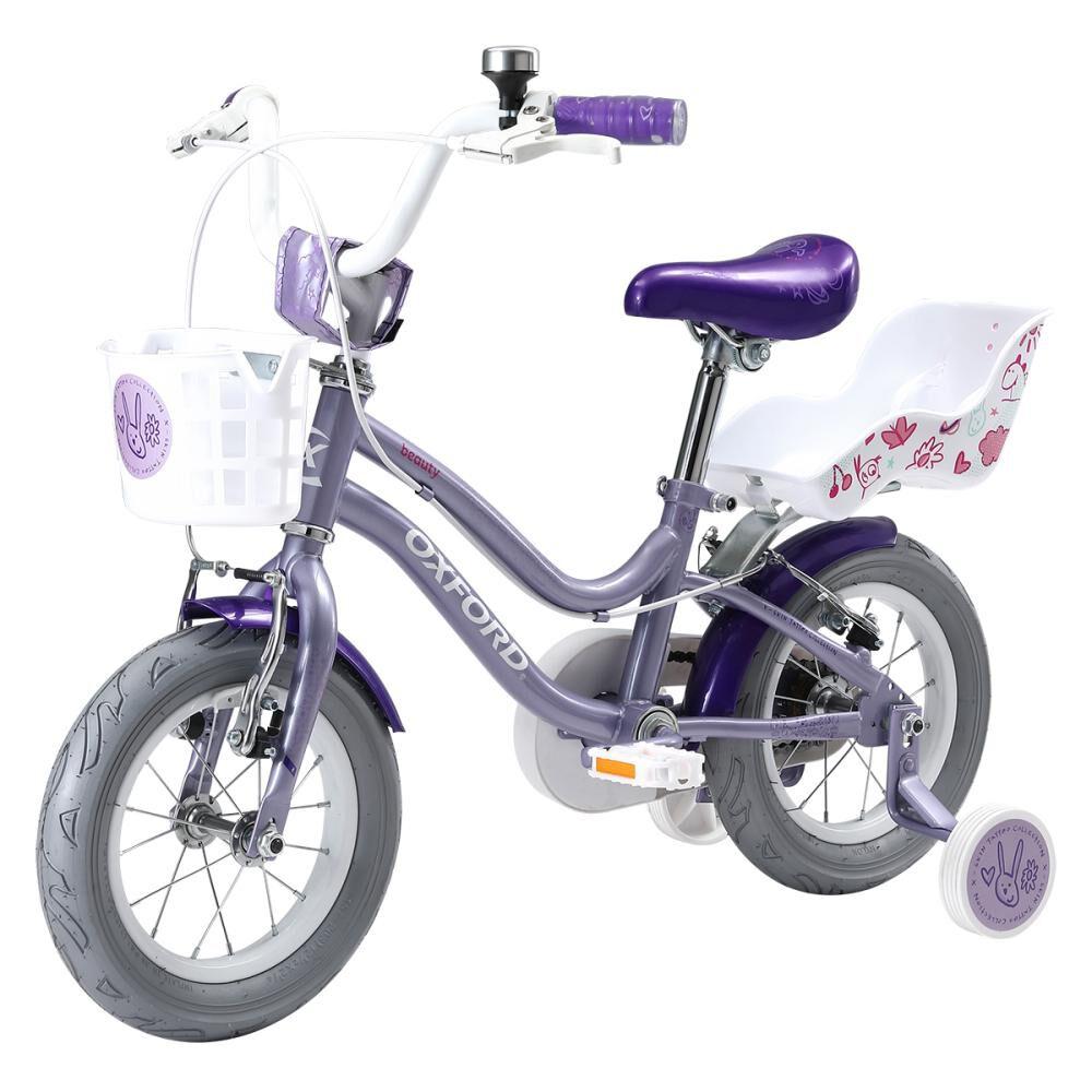 Bicicleta Infantil Oxford Beauty Aro 12 image number 2.0
