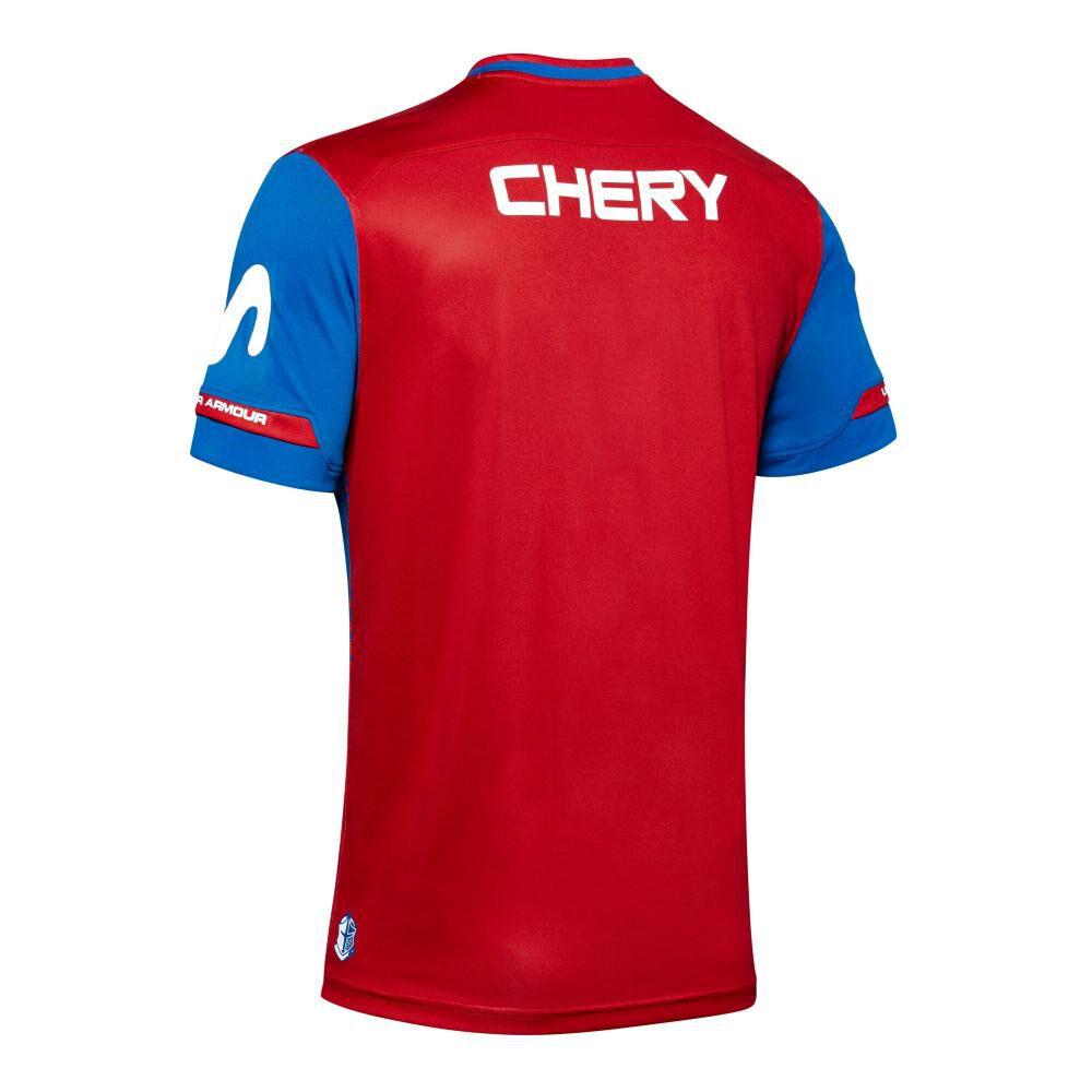 Camiseta De Futbol Hombre Under Armour Universidad Católica Visita image number 1.0