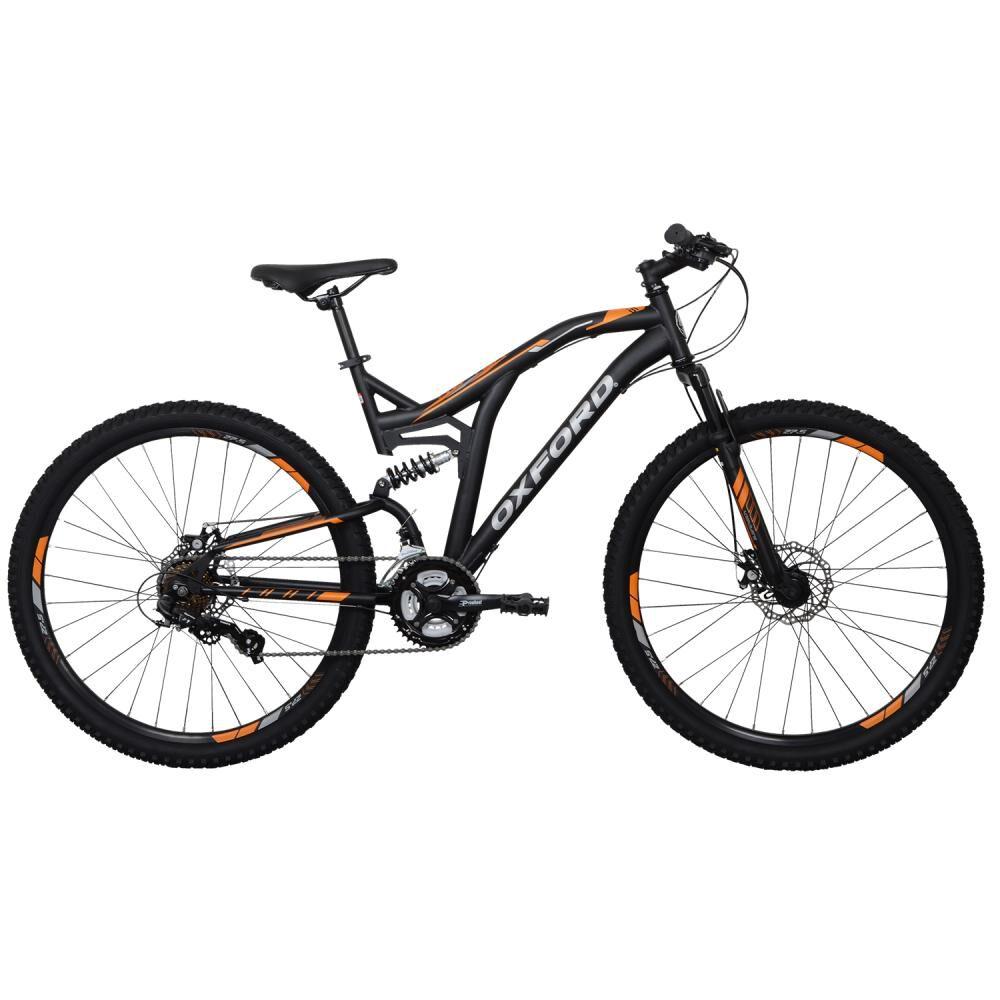 Bicicleta Mountain Bike Oxford Raptor Doble 21 VM Aro 27.5 image number 0.0