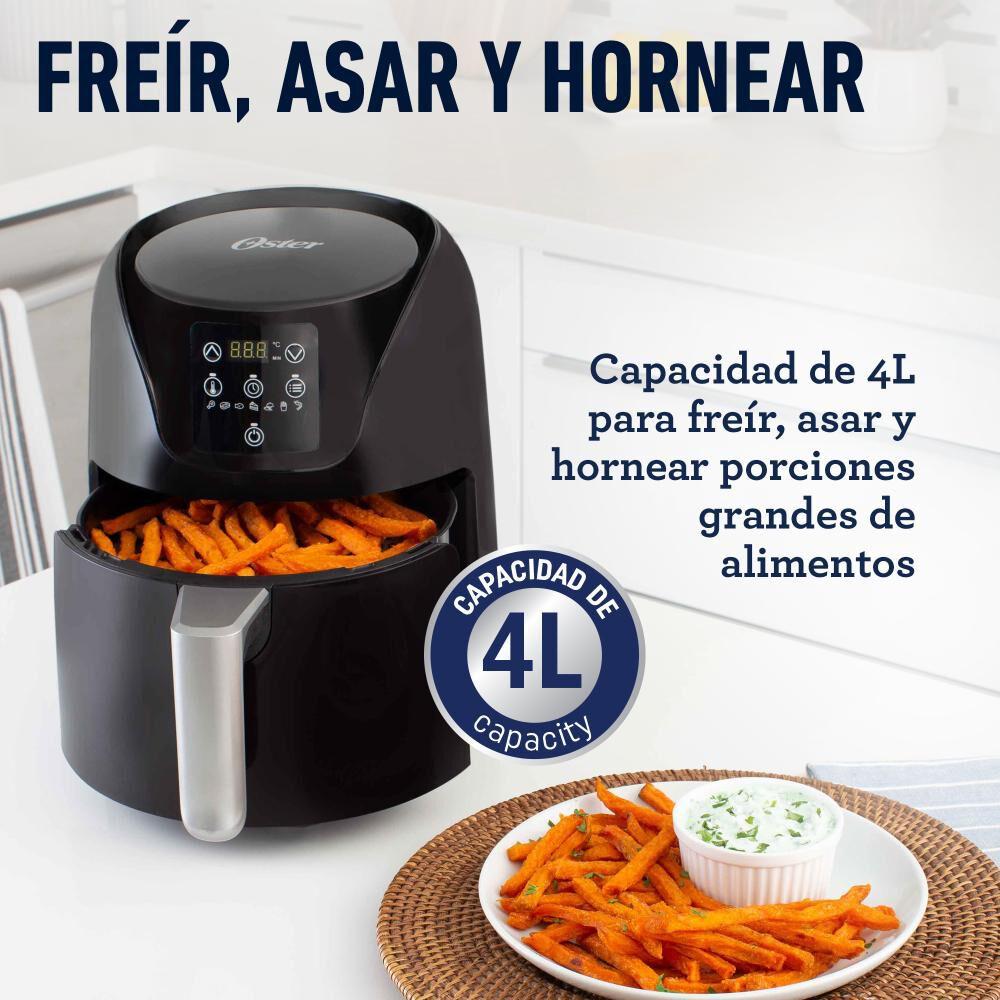 Freidora De Aire Oster Ckstaf40d-052 / 4 Litros image number 4.0