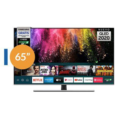 "Led Samsung Qn65Q7Ota / 65"" / Ultra Hd / 4K / Smart Tv"