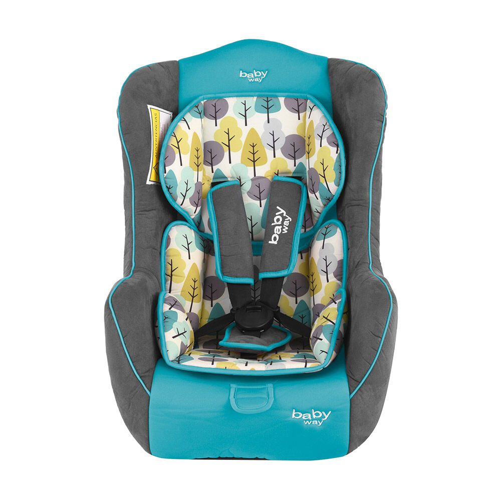 Silla Auto Baby Way Bw-744T18 image number 1.0