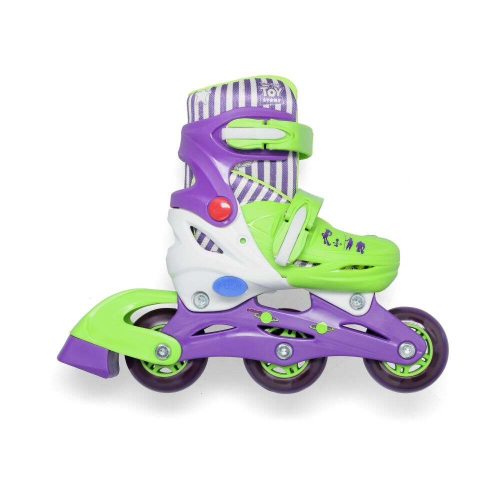 Set De Patines Toy Story Tb-Ts022 Buzz image number 1.0