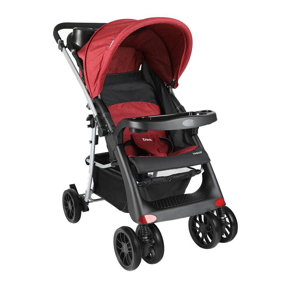 Coche Cosco Travel System Truck Burdeo image number 3.0