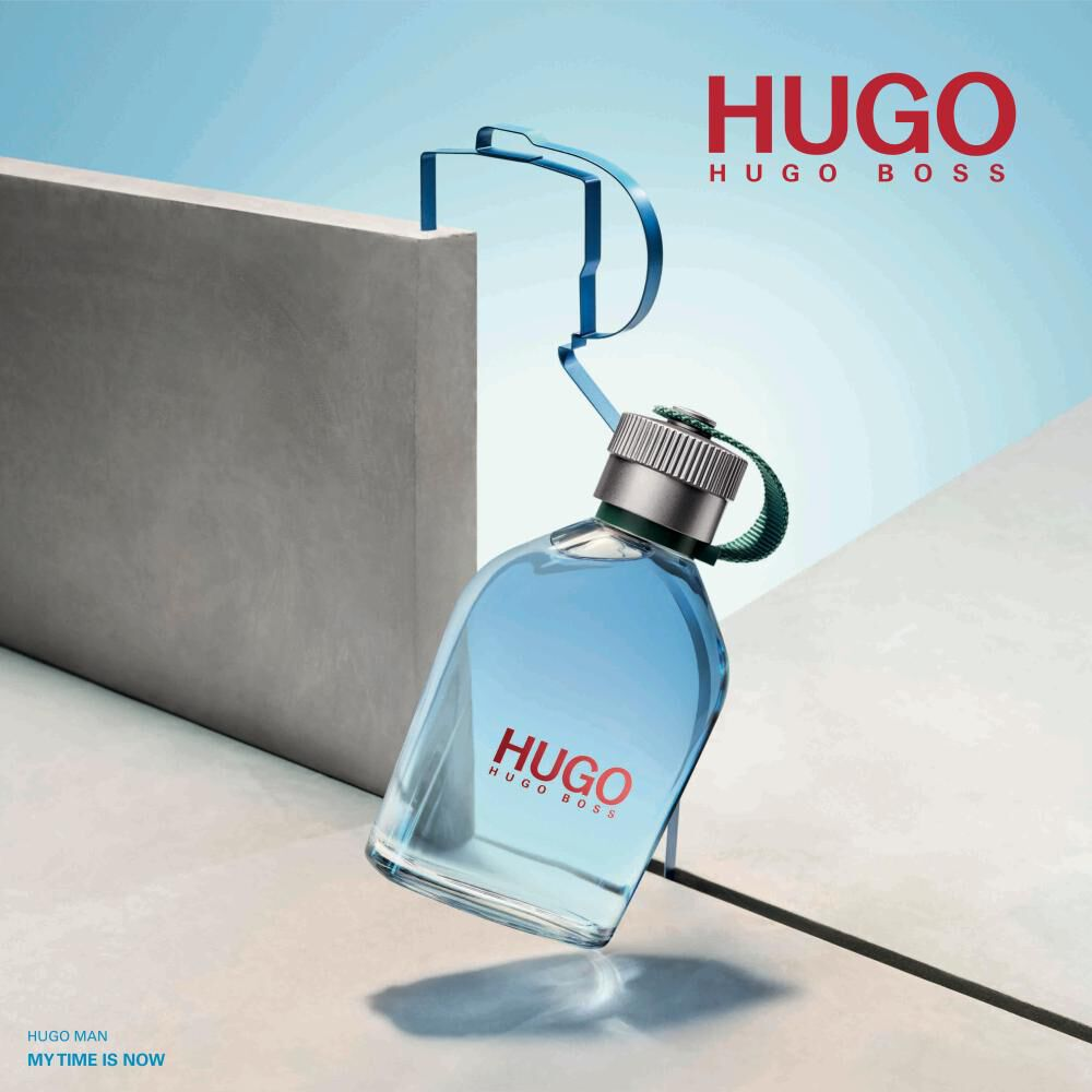 Perfume Hugo Hugo Boss / 125 Ml / Edt image number 4.0