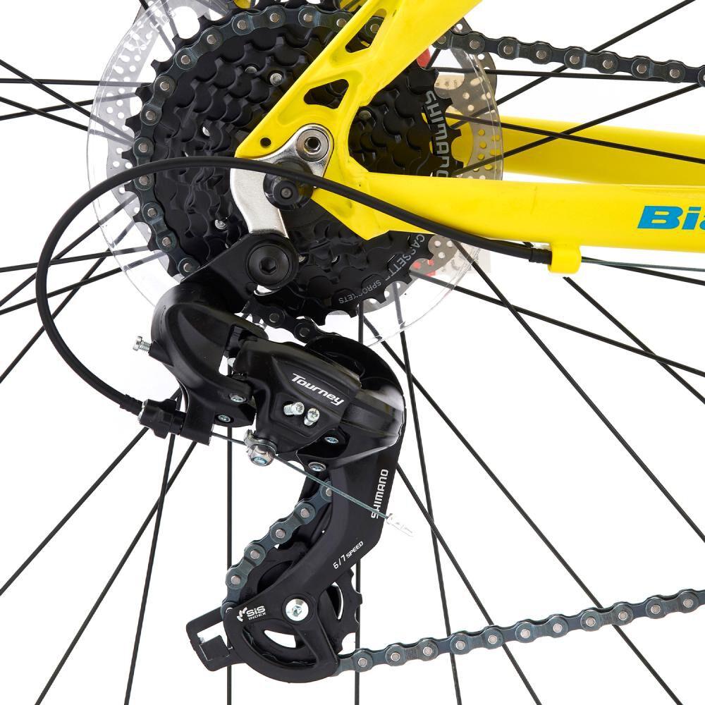 Bicicleta Mountain Bike Bianchi Aggressor Sx / Aro 29 image number 0.0