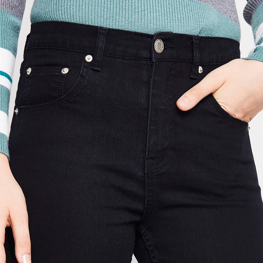 Jeans Mujer Tiro Alto Recto Freedom image number 3.0