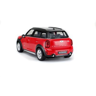 Auto Control Remoto Rastar Minicooper Rojo