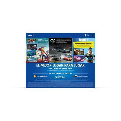 Consola Ps4 1 TB Hits Family / 2 Juegos / Control / 3 Meses Ps Plus