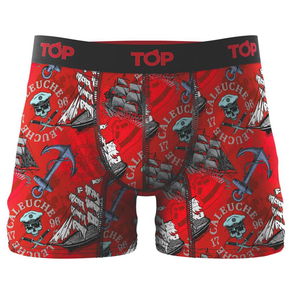 Pack Boxer Top Mitos / 4 Unidades image number 3.0